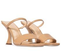 Sandalen Nayla aus Leder
