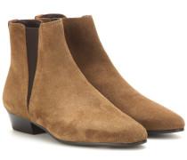 Étoile Ankle Boots Ralf aus Veloursleder