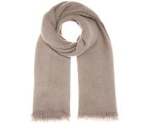 Schal aus einem Wollgemisch