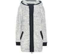 Mantel Adele aus einem Woll-Alpakagemisch