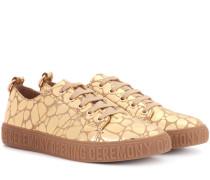 Sneakers Mina aus Leder