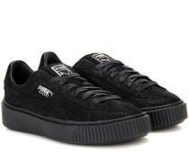 Sneakers Basket Platform Reset