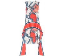 Bedrucktes Minikleid