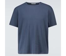 T-Shirt New Box aus Baumwolle