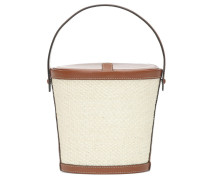 Tote The Bucket aus Canvas