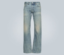 Jeans aus Selvedge Denim