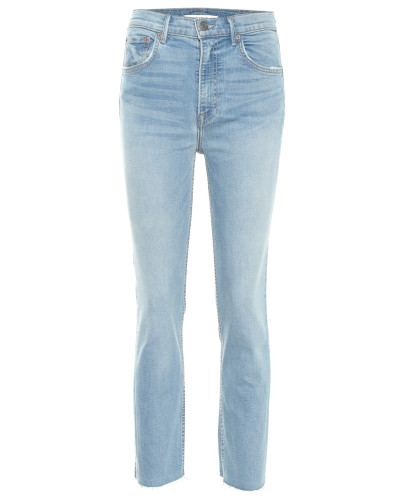 High-Rise Skinny Jeans The Reed