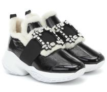 Sneakers Viv' Run mit Shearling
