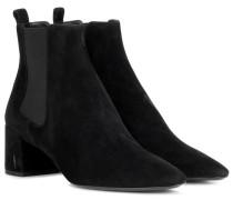 Chelsea Boots Loulou 50 aus Veloursleder