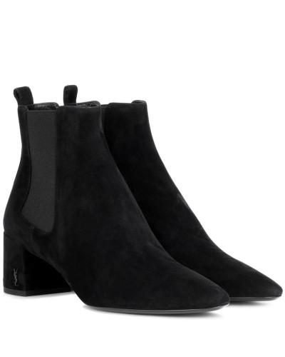 Erkunden Saint Laurent Damen Chelsea Boots Loulou 50 Günstig Kaufen Auslassstellen Genießen Online-Verkauf Auslass Nicekicks Niedrig Versandkosten zUFDZ6GXhR
