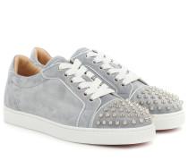 Sneakers Vieira aus Veloursleder