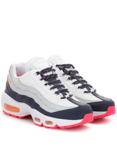 Sneakers Air Max 95 aus Leder