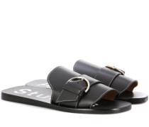 Sandalen Virgie aus Leder