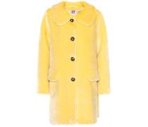 Mantel Pyrus aus Faux Fur