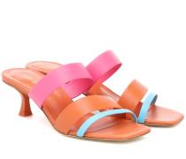 Sandalen Roksana aus Leder