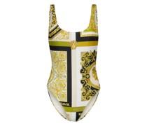 Bedruckter Badeanzug Barocco