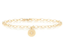 Armband Small Marquis Eye aus 14kt Gelbgold