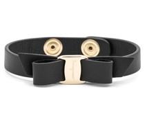 Armband Vara Bow aus Leder