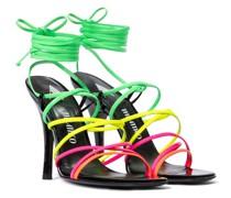 Sandalen Fiona aus Lackleder