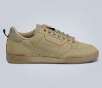 Sneakers Continental 80 aus Leder