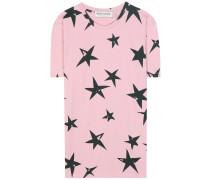 T-Shirt Stars aus Baumwoll-Jersey