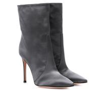 Exklusiv bei mytheresa.com – Ankle Boots Melanie aus Satin