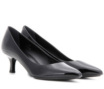 Pumps Decollete aus Lackleder
