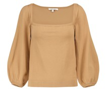 Pullover Structured Touch