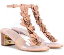 Sandalen Blossom 55 aus Leder