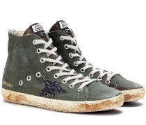 Sneakers Francy aus Canvas