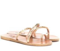 Sandalen Apli Katia aus Leder