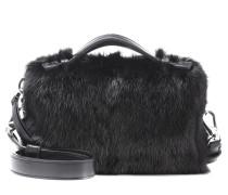 Tasche mit Pelz