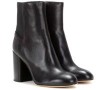 Ankle Boots Agnes aus Leder