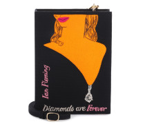Book-Clutch Diamonds are Forever