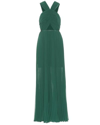 Robe aus Chiffon