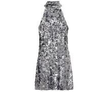 Minikleid Gemma mit Pailletten