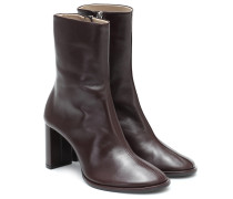 Ankle Boots Teatime Zip