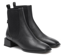 Chelsea Boots Ottavia aus Leder