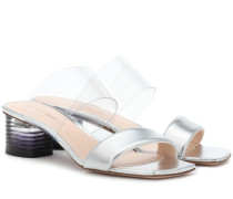 Sandalen Peggy aus Leder