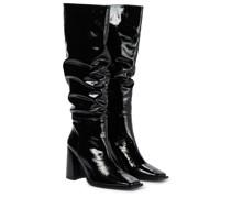 Stiefel Bardenas aus Lackleder