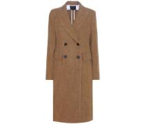 Mantel Danki aus Alpaka und Schurwolle