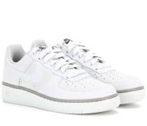 Sneakers Air Force 1 '07 aus Veloursleder