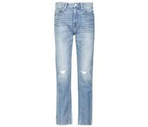 High-Rise Straight Jeans Virginia