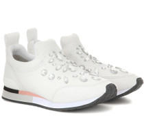 Verzierte Sneakers Laney