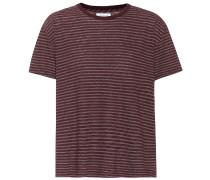Gestreiftes T-Shirt Sally mit Baumwolle