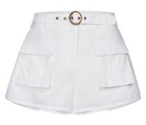 Shorts Brighton Pocket mit Leinenanteil