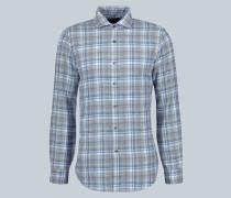 Button-down-Hemd Brownstone
