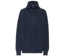 Pullover Declan mit Mohair und Wolle