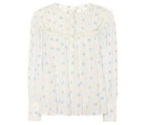 Bluse Dionne aus Baumwolle