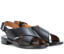 Sandalen Rhonda aus Leder